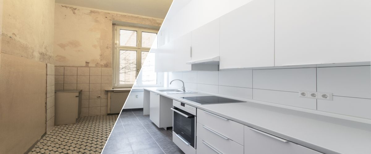 Kitchen Renovation to Sell Your Home